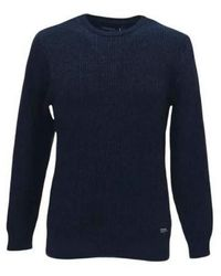 Blend Pullover - Bleu