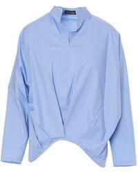 ACTUALEE Shirt - Blauw