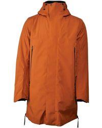 KRAKATAU Planck liner parka 121200008-74 qm341 - Orange