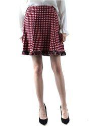 Boutique Moschino Skirt - Marron