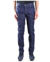 Paolo Pecora Jeans - Blauw