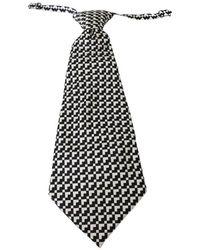 Dolce & Gabbana - Gevormd Stropdas Tie - Lyst