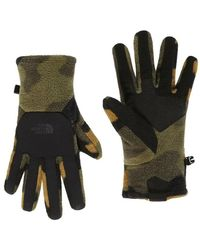 The North Face Gloves kp5fq9 - Vert