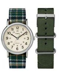 Timex Twg015300 Watch - Groen