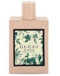 Gucci - Bloom Acqua Di Fiori Eau De Toilette Spray (unboxed) - Lyst
