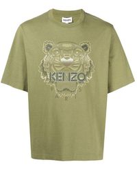 KENZO T-shirt - Groen