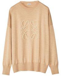 Loewe - Anagram Sweater - Lyst