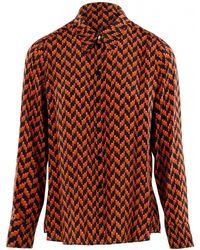Dorothee Schumacher - Long Sleeve Shirt - Lyst