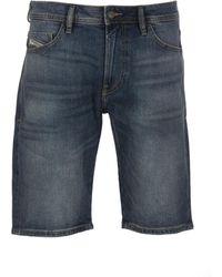 DIESEL Shorts - Azul