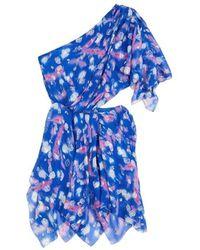 Isabel Marant Ro1992-21e027i Dresses - Blauw