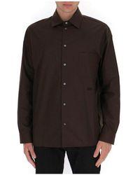 424 Shirt - Marron