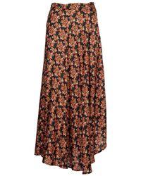Mc2 Saint Barth Skirt - Rood