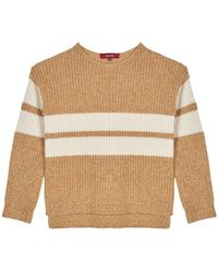 Sies Marjan Gilles Cashmere Sweater - Marrone