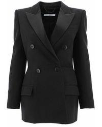 Givenchy Bw30al12cl001 Blazer - Zwart