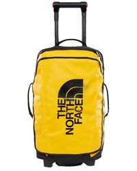 The North Face Rolling thunder 22 travel bag - Jaune