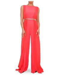 Guess 1Gg801 9542z Jumpsuit - Rood