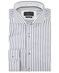 Cavallaro Shirt - Blanc
