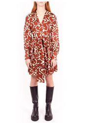 Souvenir Clubbing Dress J30y1029 - Oranje