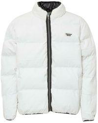 Chinatown Market Puffer Jacket - Weiß
