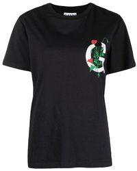 Ganni Tshirt - Zwart