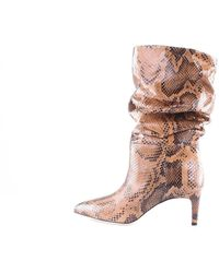 Paris Texas Px511xpmbb Under The Knee Winter Boots - Bruin