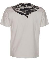 C.P. Company T-Shirt - Blanc