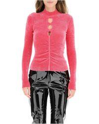MSGM Pop Sweater - Roze