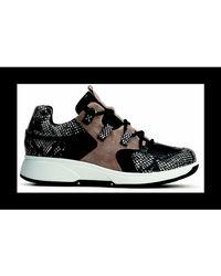Xsensible Sneakers Lille - Zwart