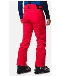 Rossignol Classique Ski Pants Rojo
