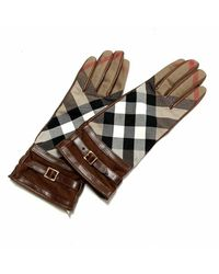Burberry Handschoenen - Bruin