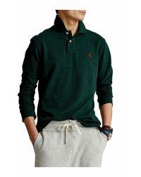 Polo Ralph Lauren Long Sleeve Knit - Groen