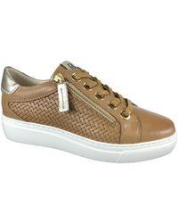 DL SPORT® Shoes Sneaker - Marron