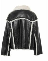 Stand Studio Coat 61481 9560 12 - Noir