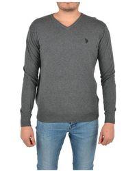 U.S. POLO ASSN. Sweater - Gris