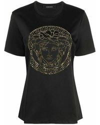 Versace T-shirt - Zwart