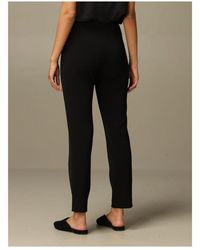 Boutique Moschino Pantalón de vestir Negro