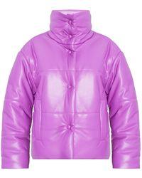 Nanushka Vegan Jacket - Roze