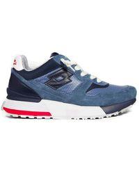 Lotto Leggenda Sneakers - Blauw