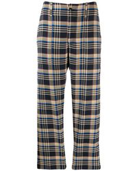 Closed Trousers - Blauw