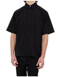 OAMC Studio Woven Shirt - Zwart