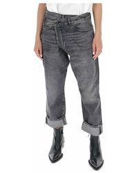 R13 Jeans - Gris