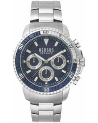 Versus Aberdeen Bracelet Watch - Grau