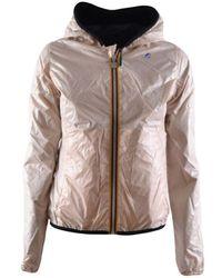 K-Way Reversible Jacket - Zwart