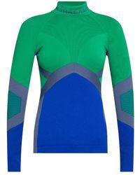 Ferragamo Top With Long Sleeves - Groen