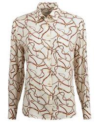 Stenströms Shirt Classique plaine avant - Neutre