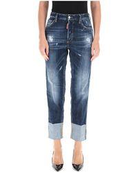 DSquared² Sailor Jeans - Blauw