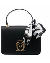 Moschino Handbag jc4209pp1dll 12 - Noir