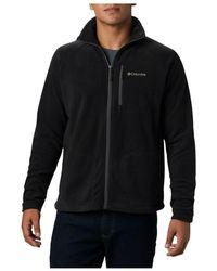 Columbia Fast Trek Ii Full Zip Fleece Jacket - Zwart