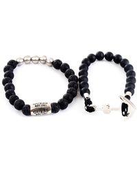 Guess Bracelets - Zwart