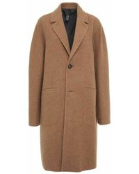 Hevò Coat Conversano A736 12 - Bruin